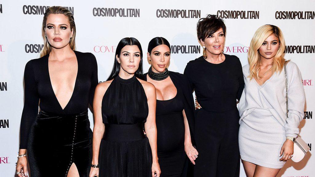 Kylie's Jenner Family